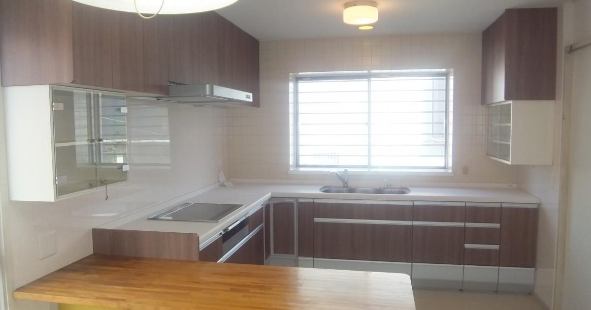 ①-2. 新キッチン(1)